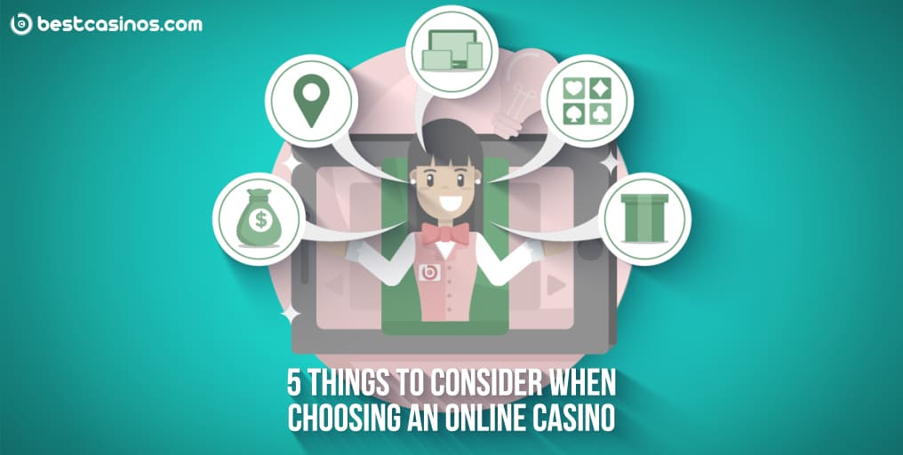 How to Choose Best Casino Online Tips