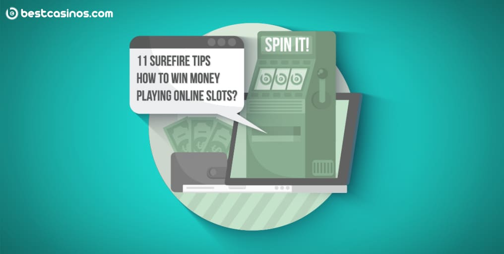 How to Win Money Playing Online Slots Tips