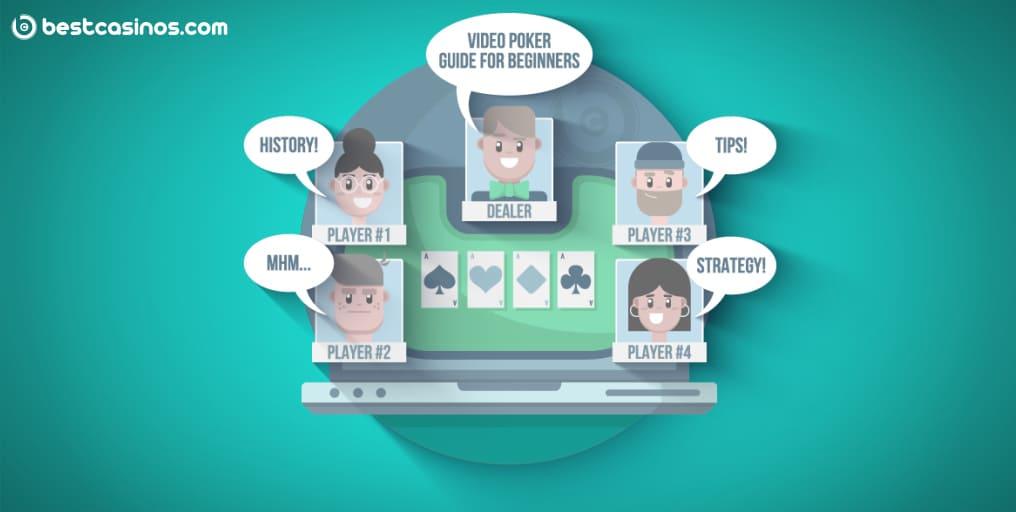 best video poker beginner strategy