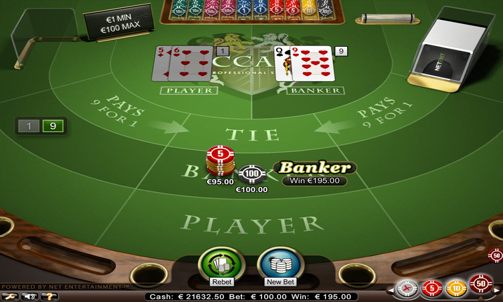 Best EZ Baccarat Strategy - Professional Baccarat Systems ...