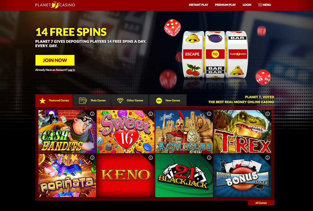 online casino on the planet Royal planet casino is rated 21 out of 5 and is not a recommend online casino, read our review for more information royal planet casino offers a 125% sign up bonus with a max bonus of $400.