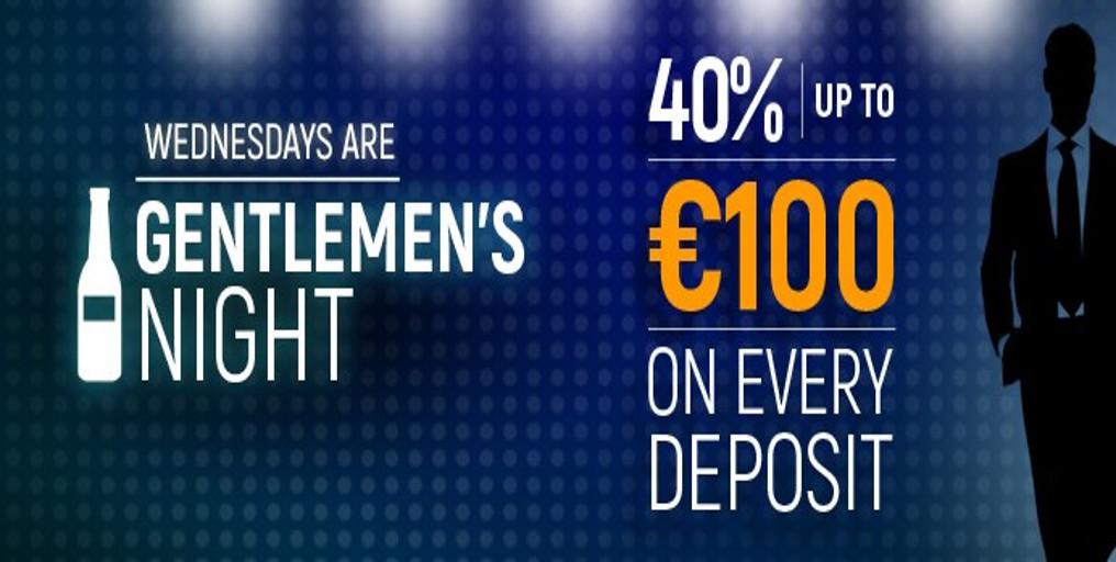Partake In GentlemenS Night At Slots Million Casino