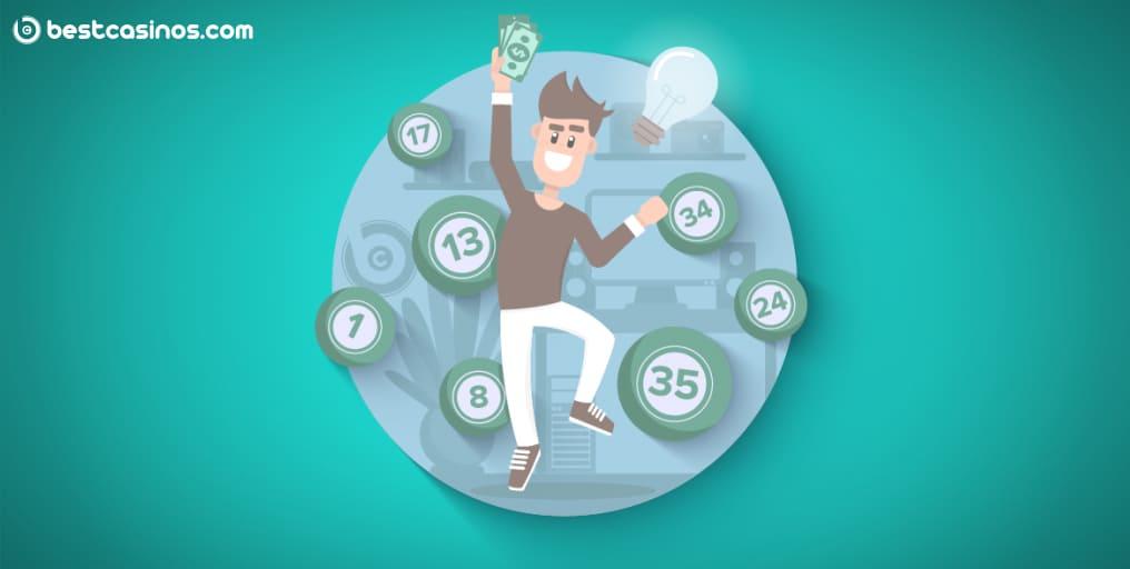online casino keno winning tips