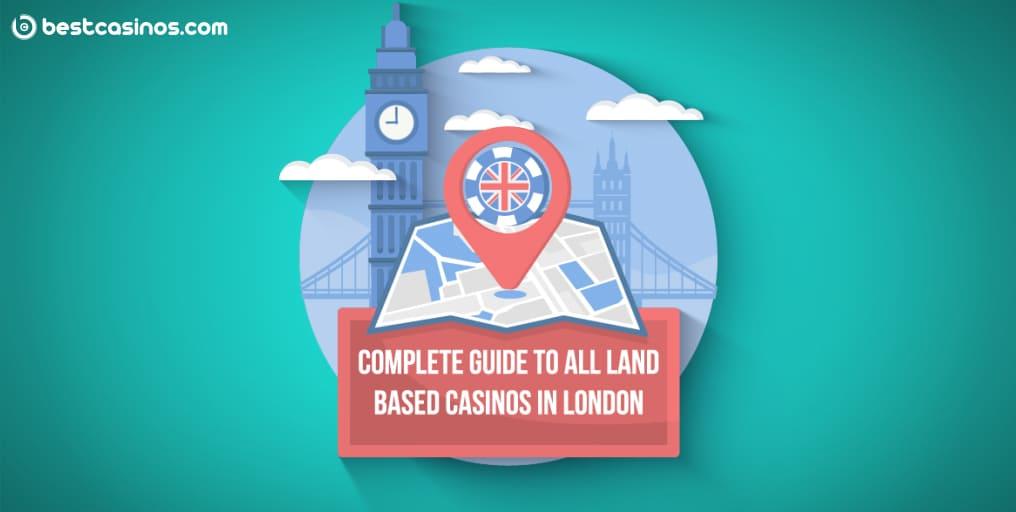 Ultimate Land-Based Casinos UK Guide
