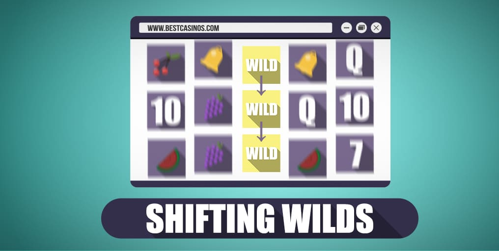 Shifting wilds
