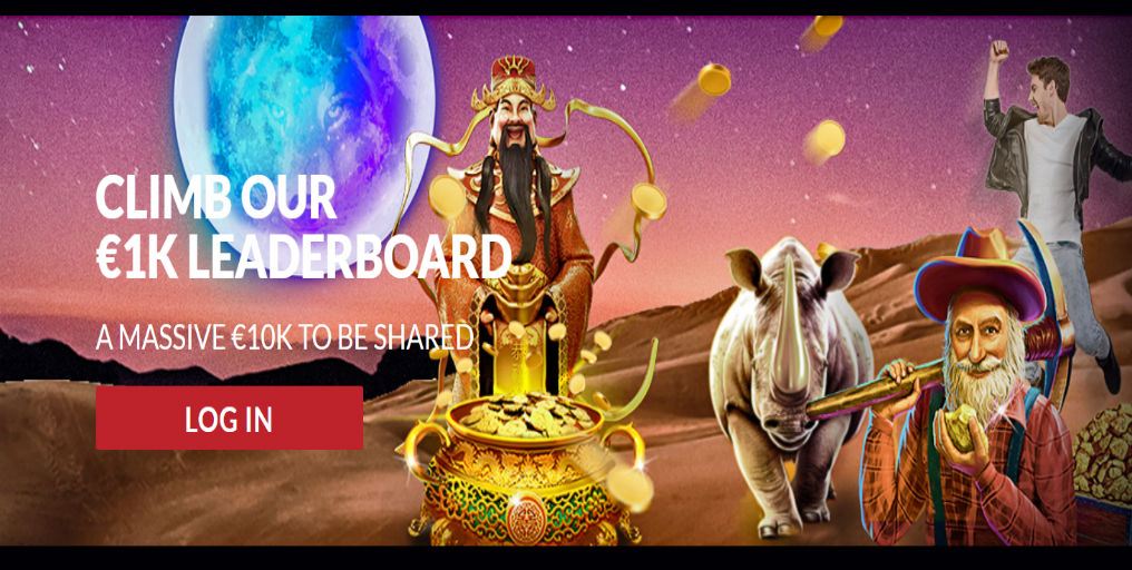 £10,000 Prize Pool for Highest Free Spins Total Score at Guts Casino