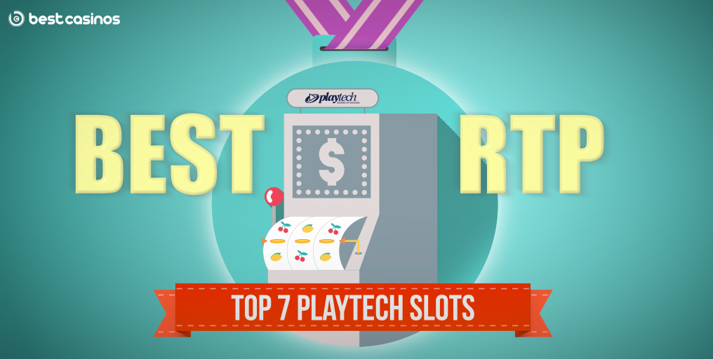 Playtech slots with best rtp