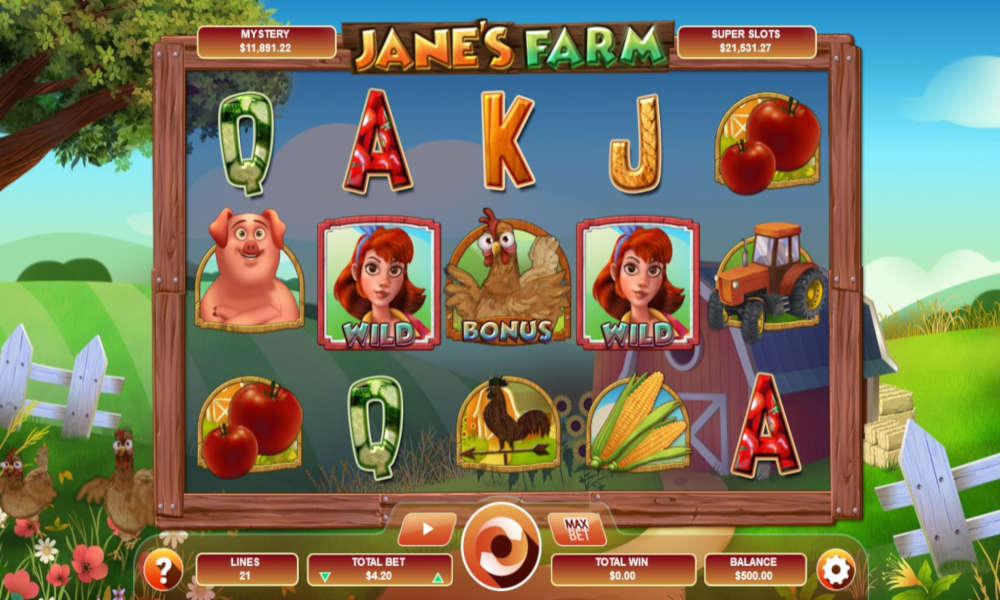 The Janes Farm Slot from Arrows Edge is Here!