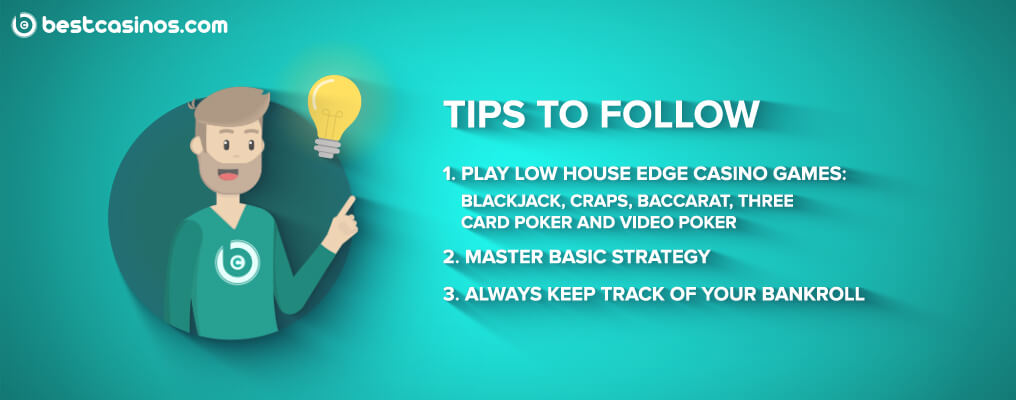 Tips on How to Maximise Your Wins in regards to House Edge