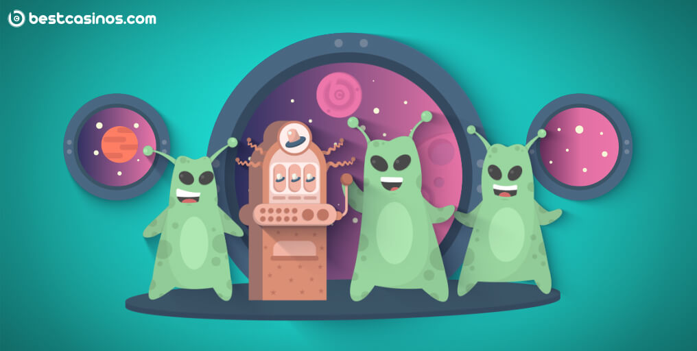 Find Best Alien Themed Video Slots