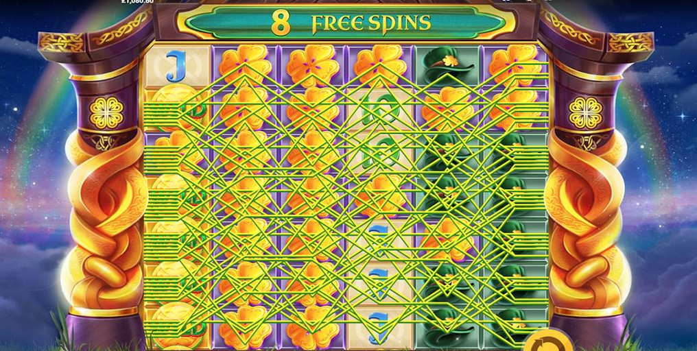 Spiele Rainbow Jackpots Power Lines - Video Slots Online