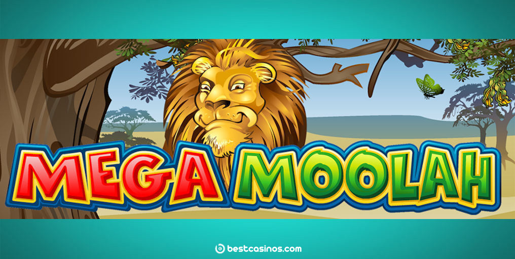 Mega Moolah Microgaming Progressive Slot