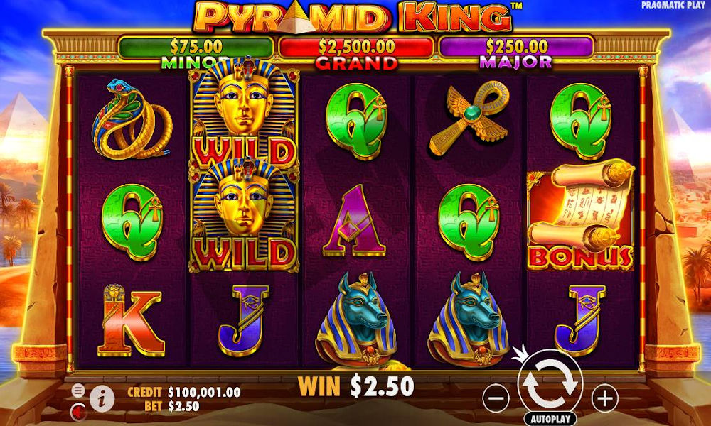 King Game Pyramid