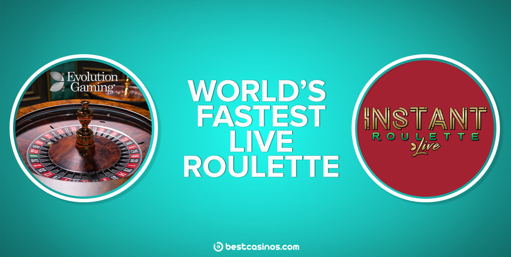 How to Play Instant Roulette from Evolution Gaming