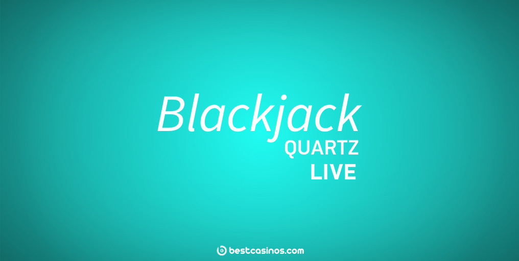 NetEnt Standard Blackjack Quartz Variant Live Table