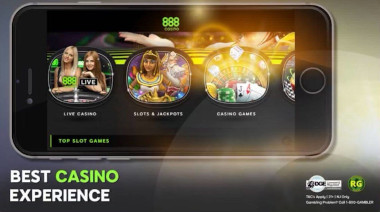 888 Mobile Casino App