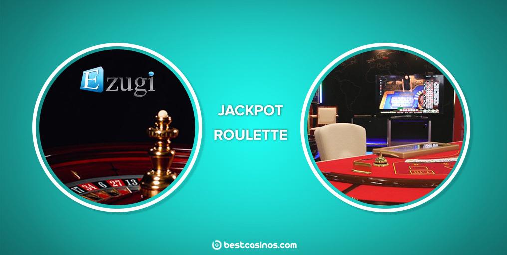 Jackpot Roulette Live Ezugi