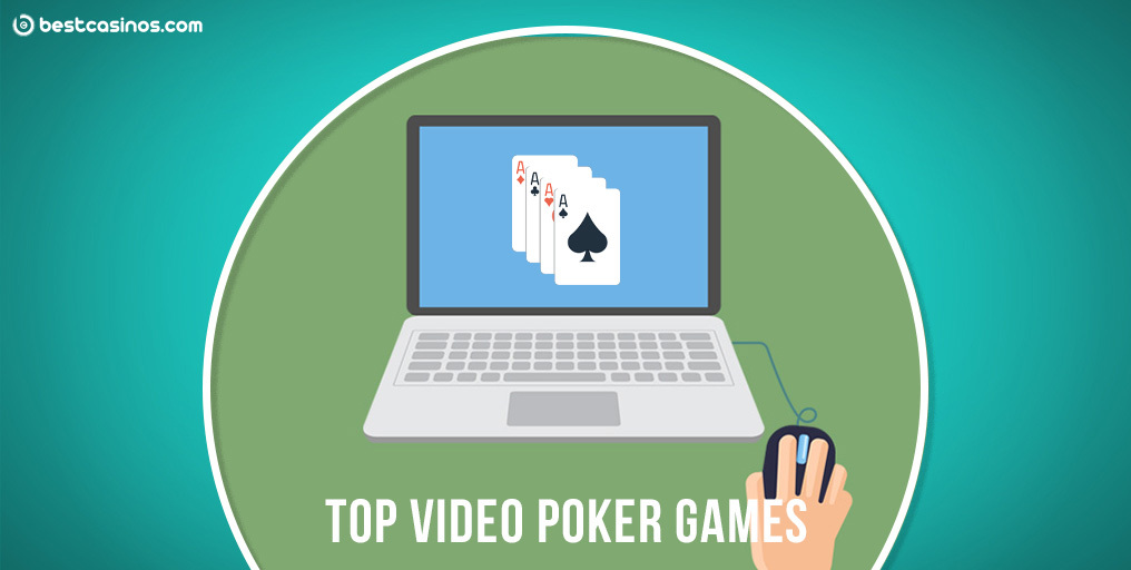 Top Video Poker Games with High Payouts and RTP
