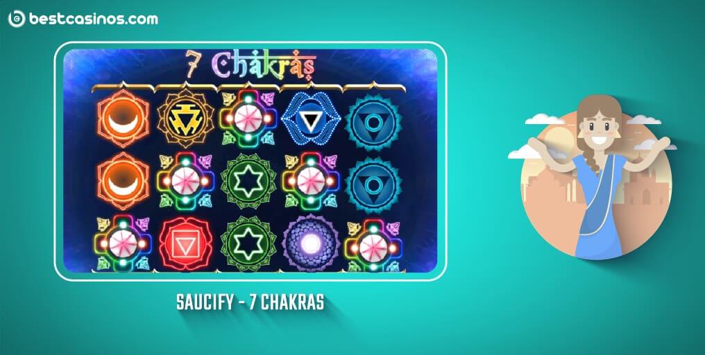 7 Chakras Saucify
