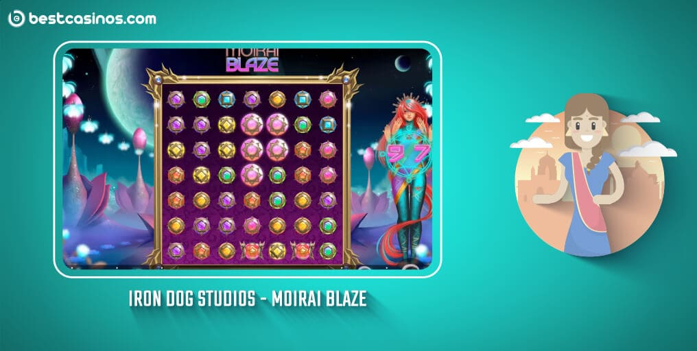 Moirai Blaze Iron Dog Studios