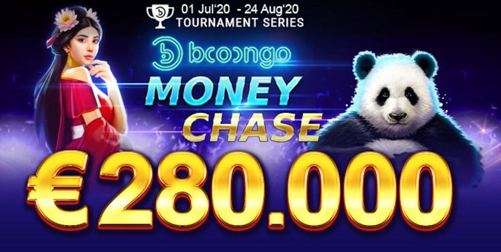 Money Chase 1xBet Promotion