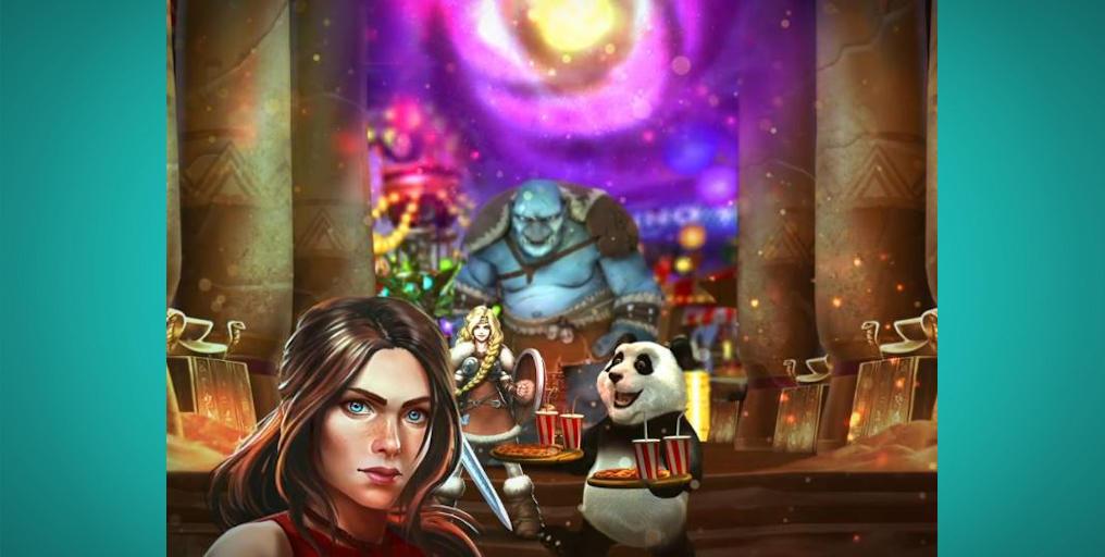 Royal Panda Play'n GO Summer Festival
