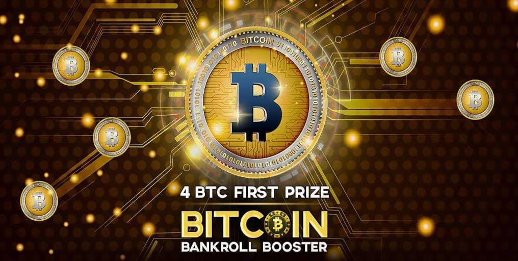 Bitcoin Booster Black Diamond