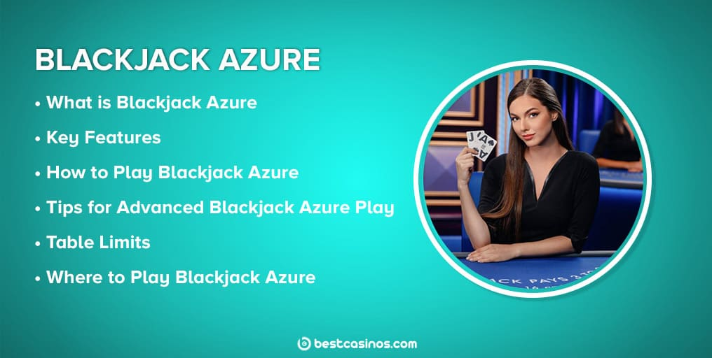 What is Blackjack Azure Live
