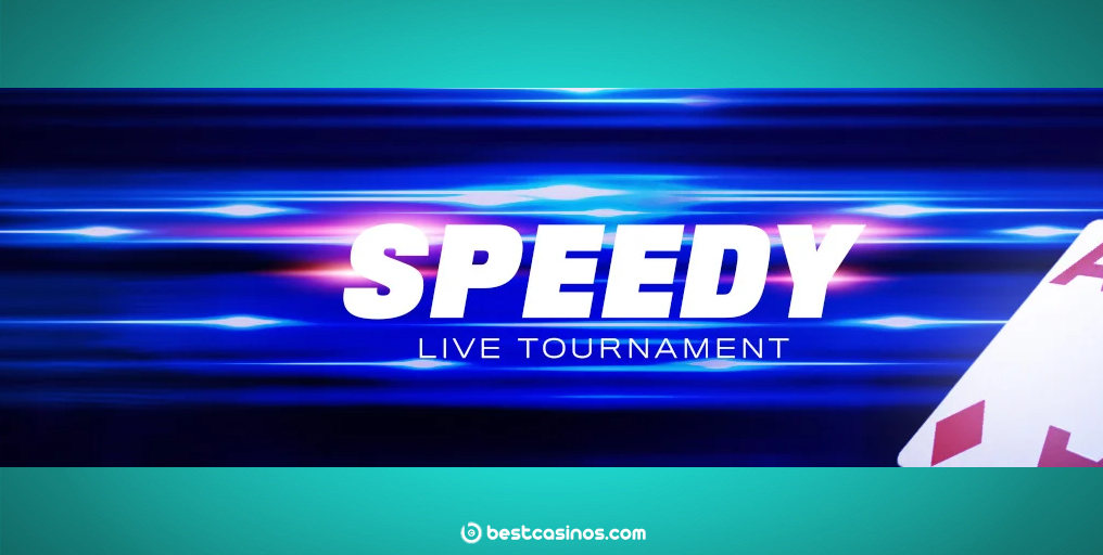 Energy Casino Speedy Live Tournament