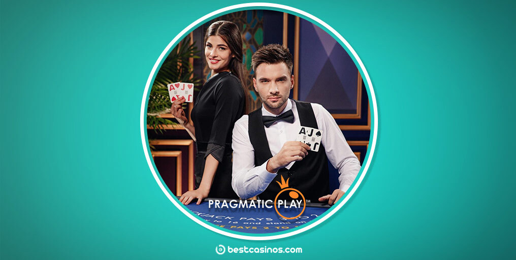 Blackjack Azure Pragmatic Play Live