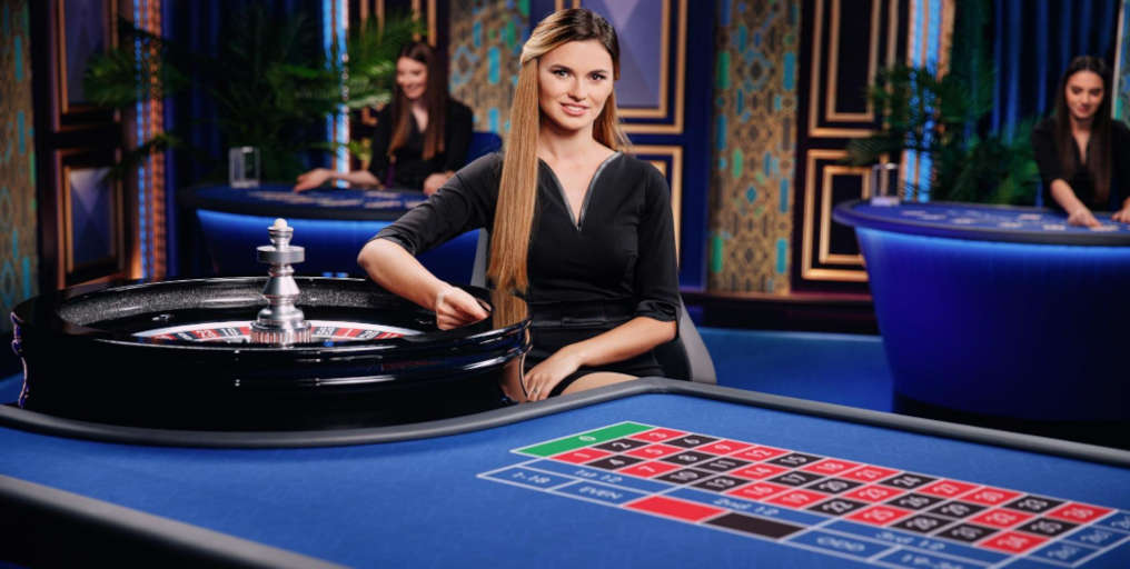 Live Roulette Azure Table with Host