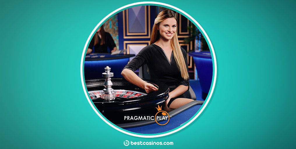 Live Roulette Azure Table Pragmatic Play