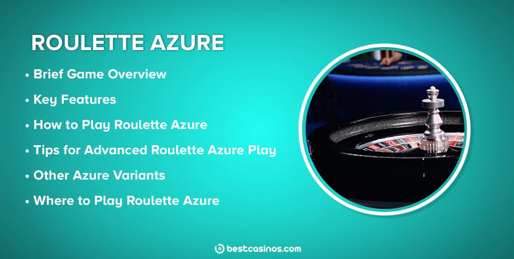 Roulette Azure Article Overview