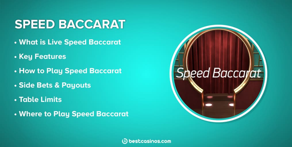 What is Speed Baccarat