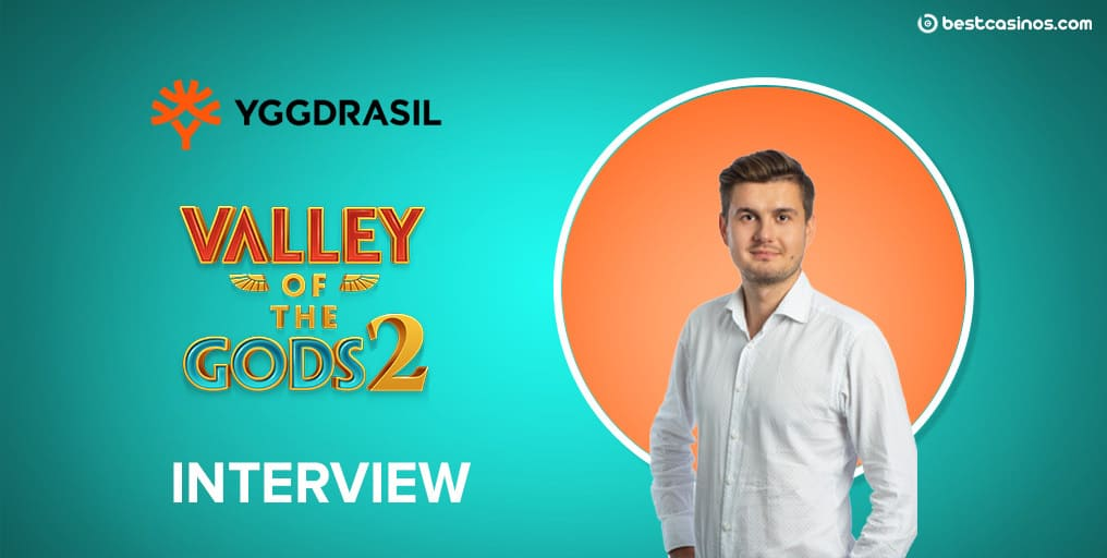 Yggdrasil Gaming CTO Opalka Valley of the Gods 2 Interview