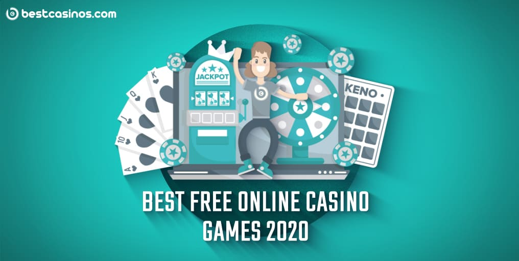 Best Online Casino Games to Play in 2020 for Free