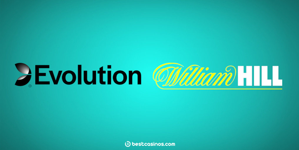 Evolution William Hill Partnership US LIve Casino Launch