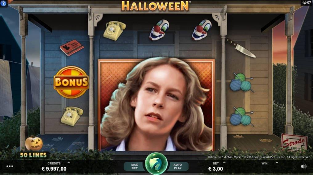Halloween Microgaming Slot Online