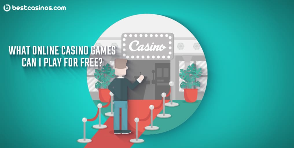 Free Casino Games Online Types