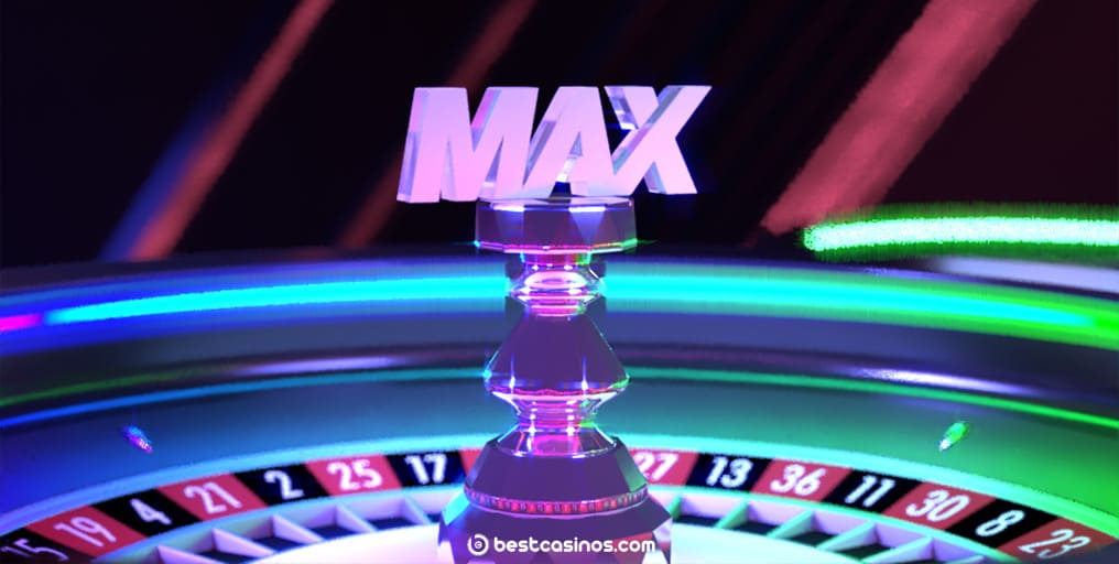 Play NetEnt Roulette MAX Live Online
