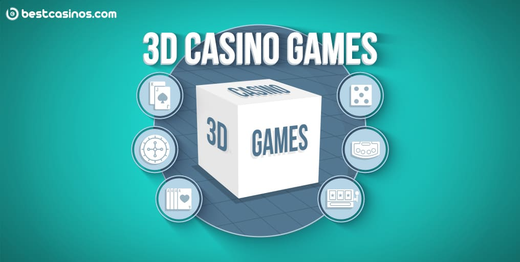 play 3d online casino games