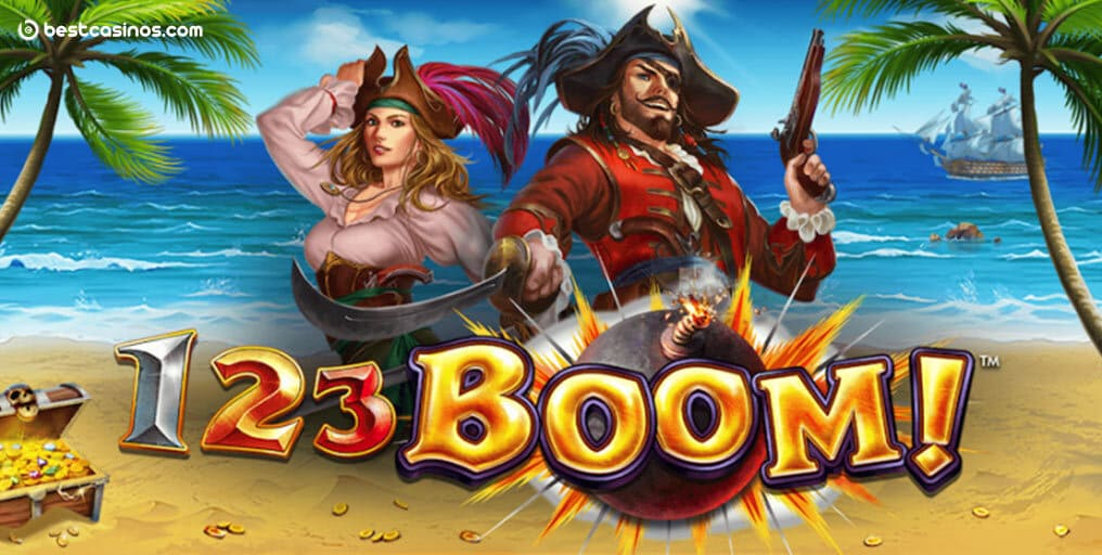123 Boom 4ThePlayer.com New Slot Game