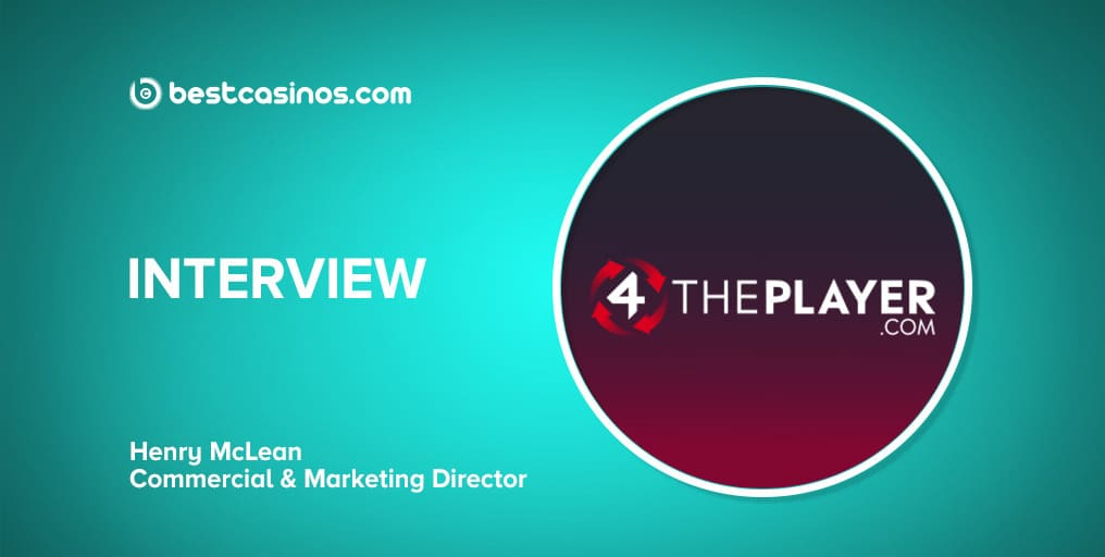 4ThePlayer.com Interview Henry McLean Exclusive