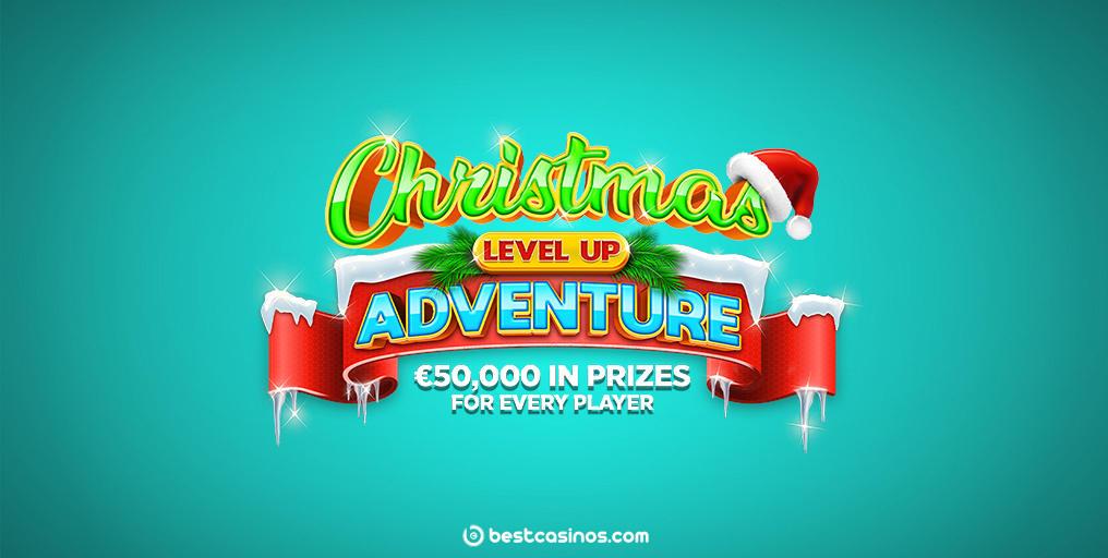 Christmas Level Up BitStarz Casino Promotion