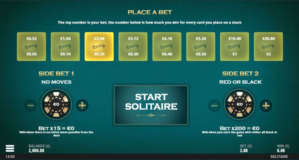 How to Play Casino Solitaire Microgaming Table Game
