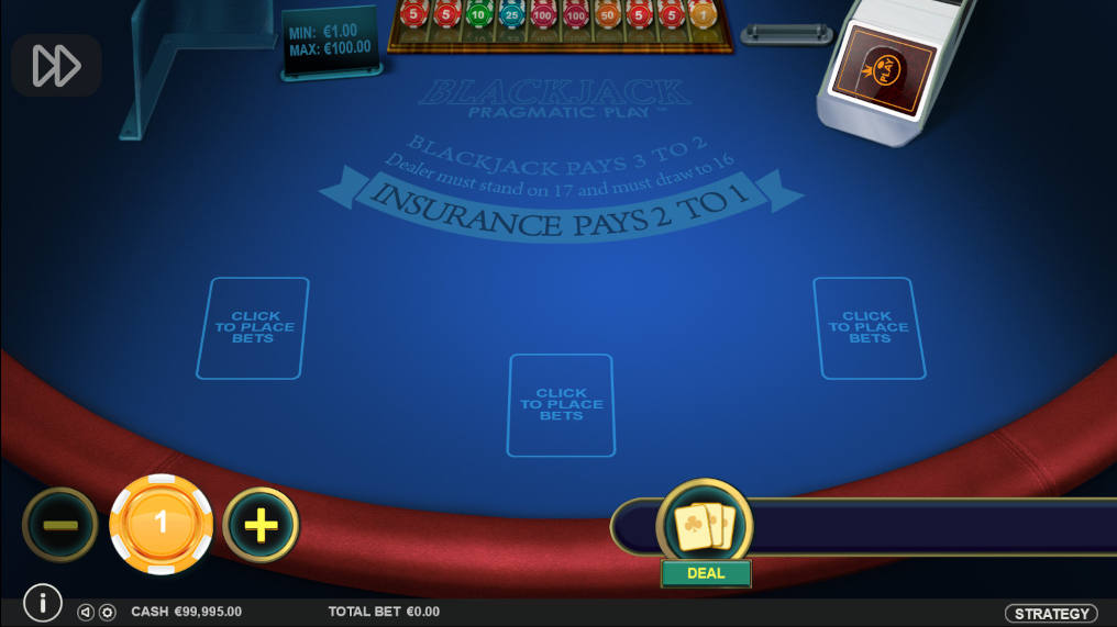 Free Multihand Blackjack Pragmatic Play