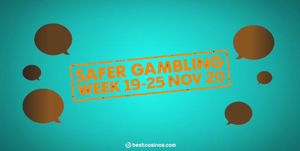 Safer Gambling Week 2020 UK Ireland