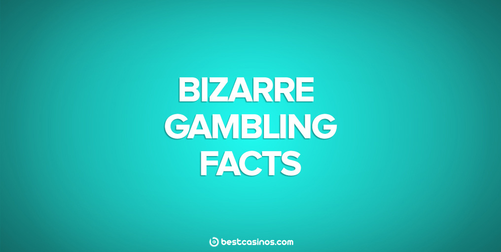 The best and weirdest facts about gambling