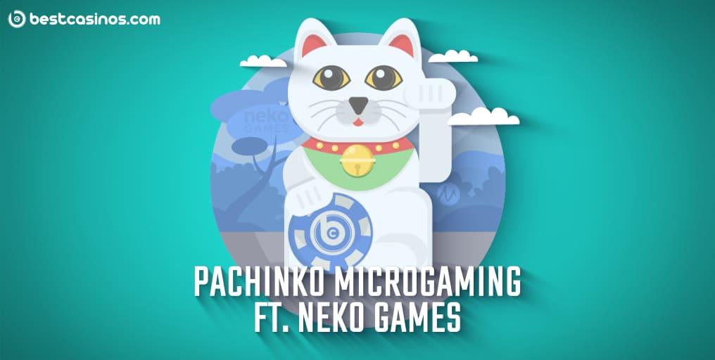Microgaming Neko Games Pachinko Video Bingo Game Online