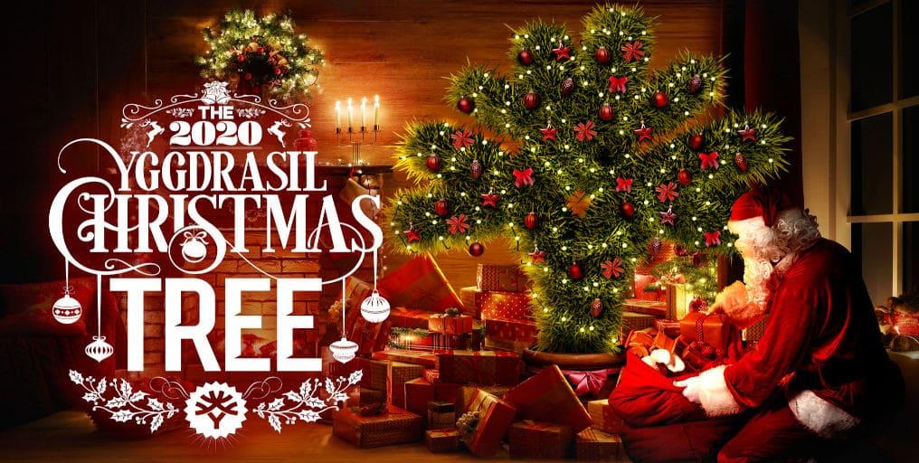 Yggdrasil Gaming Christmas Tree Network Promotion